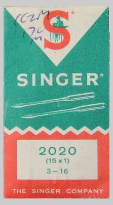 Singer Nadeln